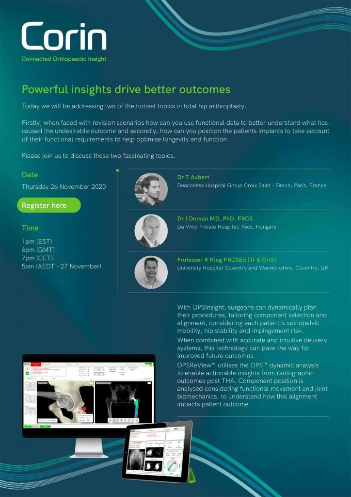 Hip Powerful insights drive better outcomes